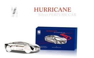 Parfüm Hurricane Perfume Car Silver - Eau de Parfum für Ihn (EdP)