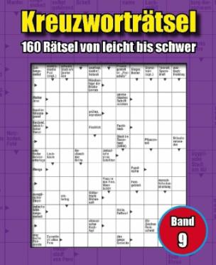 Kreuzworträtsel. Bd.9