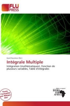 Intégrale Multiple