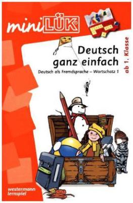 Deutsch ganz einfach. Tl.1
