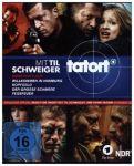 Tatort mit Til Schweiger Boxset (1-4), Blu-ray