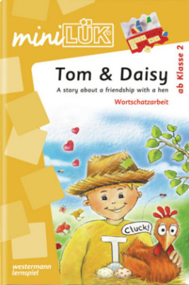 Tom & Daisy: A story about a friendship with a hen