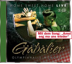 Home Sweet Home – Der VolksRock'n'Roller live in München