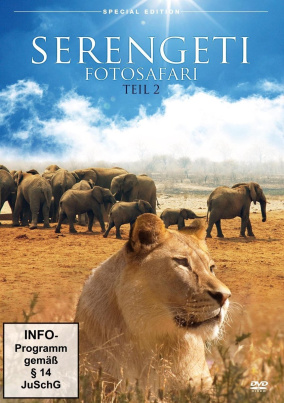 Serengeti Fotosafari Folge 2 (DVD)
